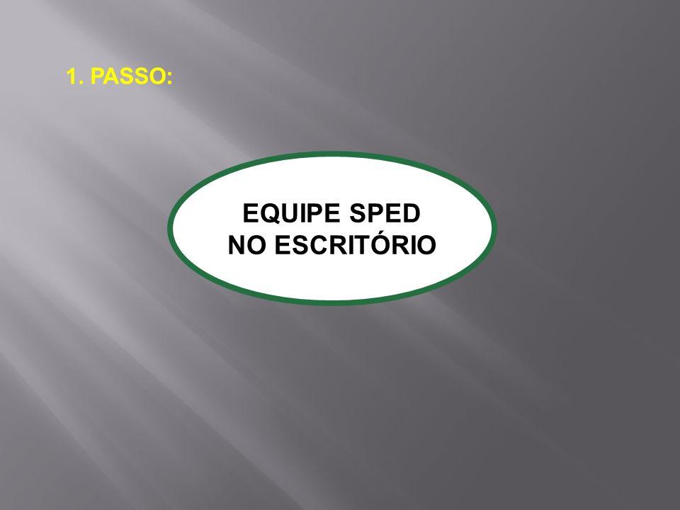 EQUIPE SPED NO ESCRITÓRIO
