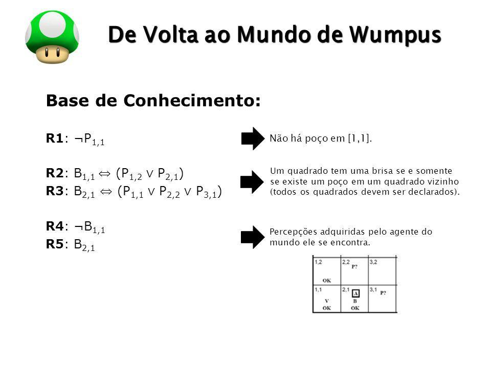 De Volta ao Mundo de Wumpus