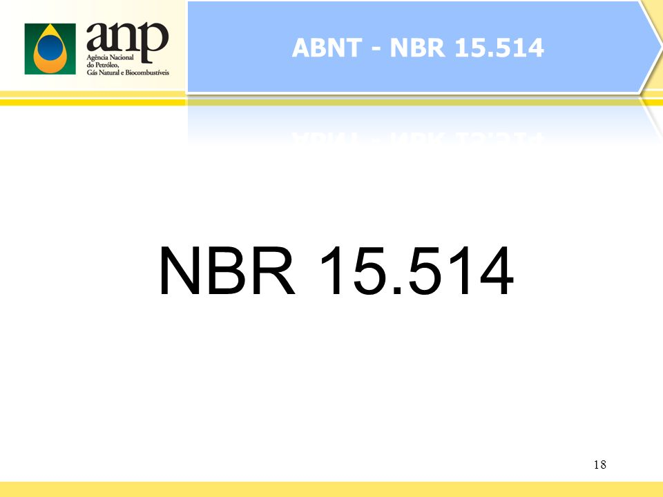 ABNT - NBR 15.514 NBR 15.514