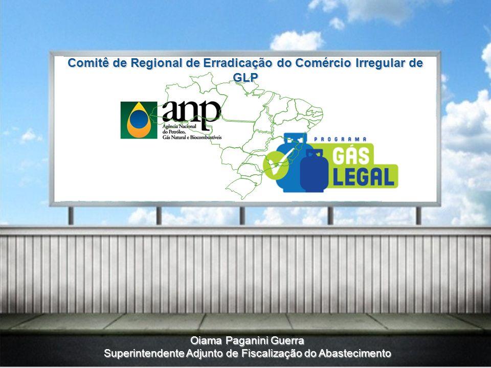 Comitê de Regional de Erradicação do Comércio Irregular de GLP