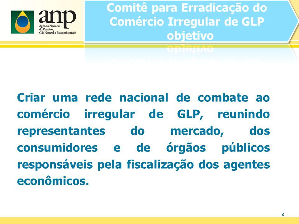 Comitê para Erradicação do Comércio Irregular de GLP