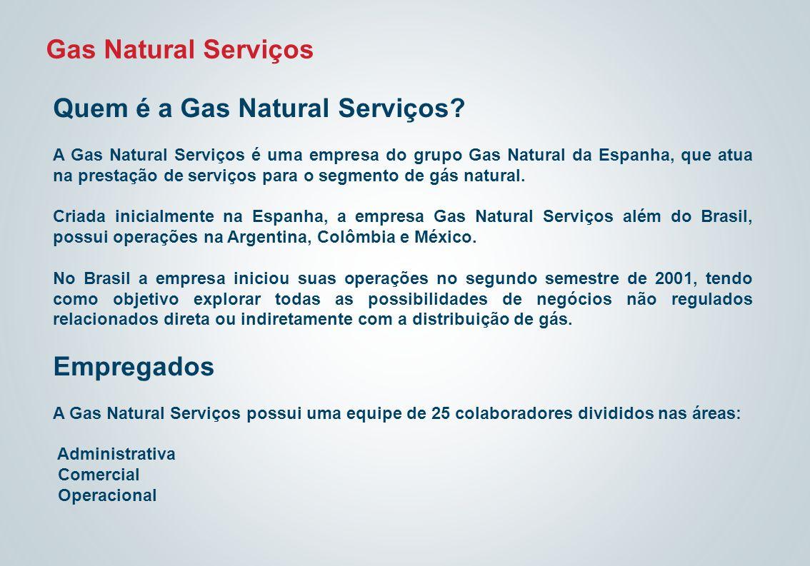 Quem é a Gas Natural Serviços