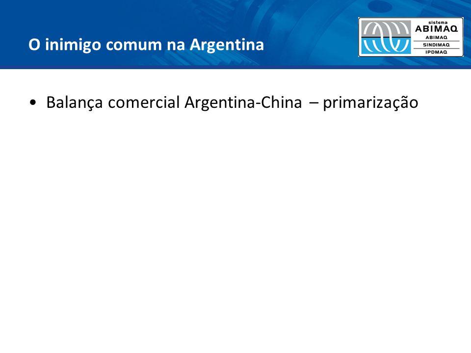 O inimigo comum na Argentina