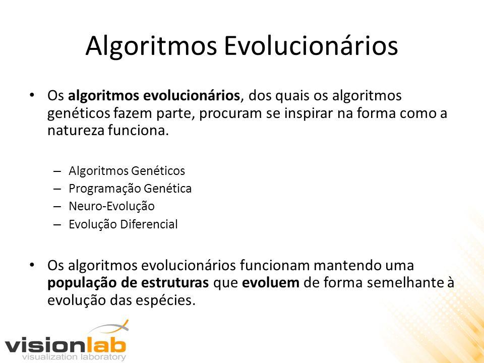 Algoritmos Evolucionários