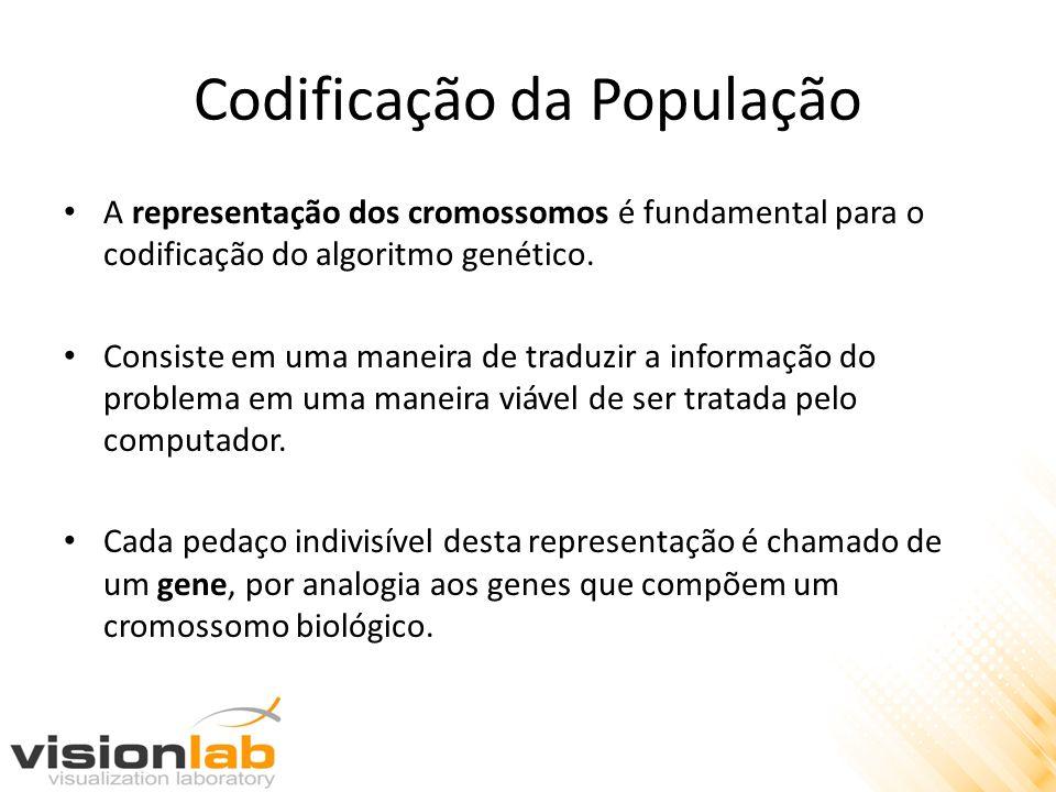 Codificação da População