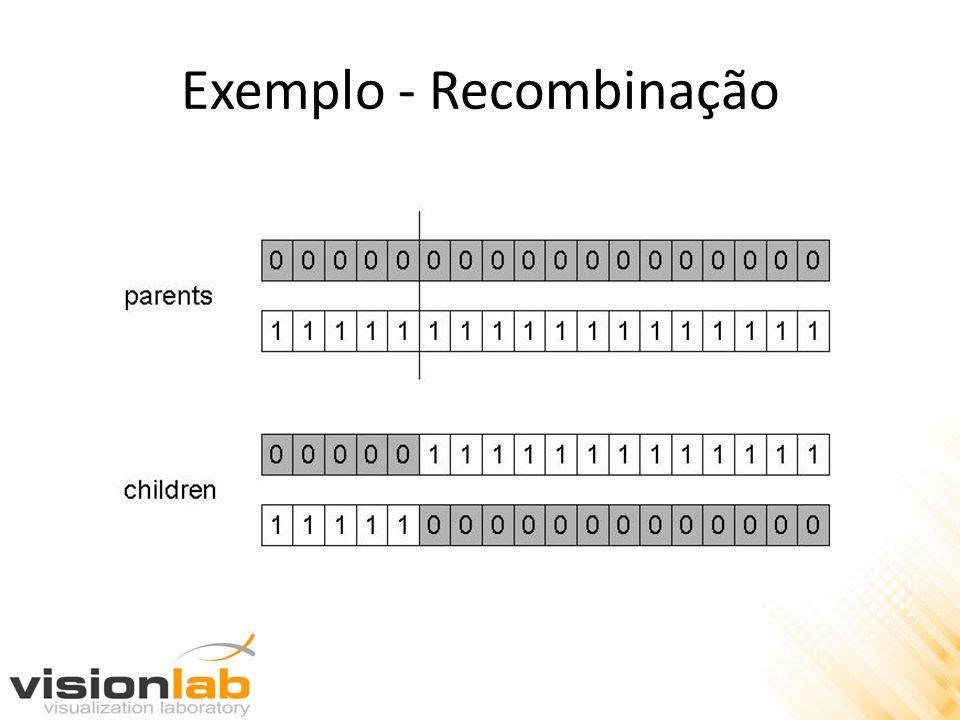 Exemplo - Recombinação