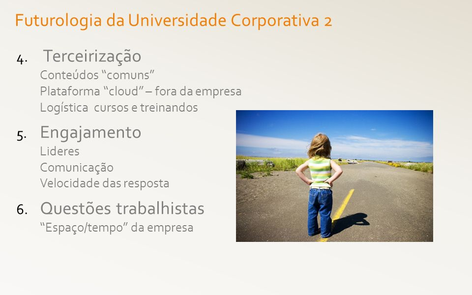 Futurologia da Universidade Corporativa 2