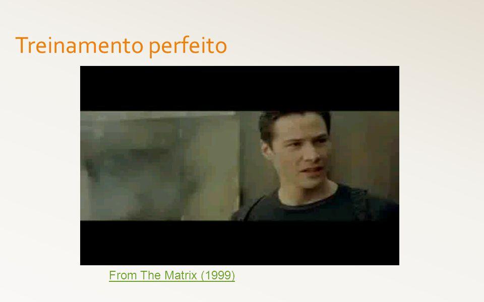 Treinamento perfeito From The Matrix (1999)
