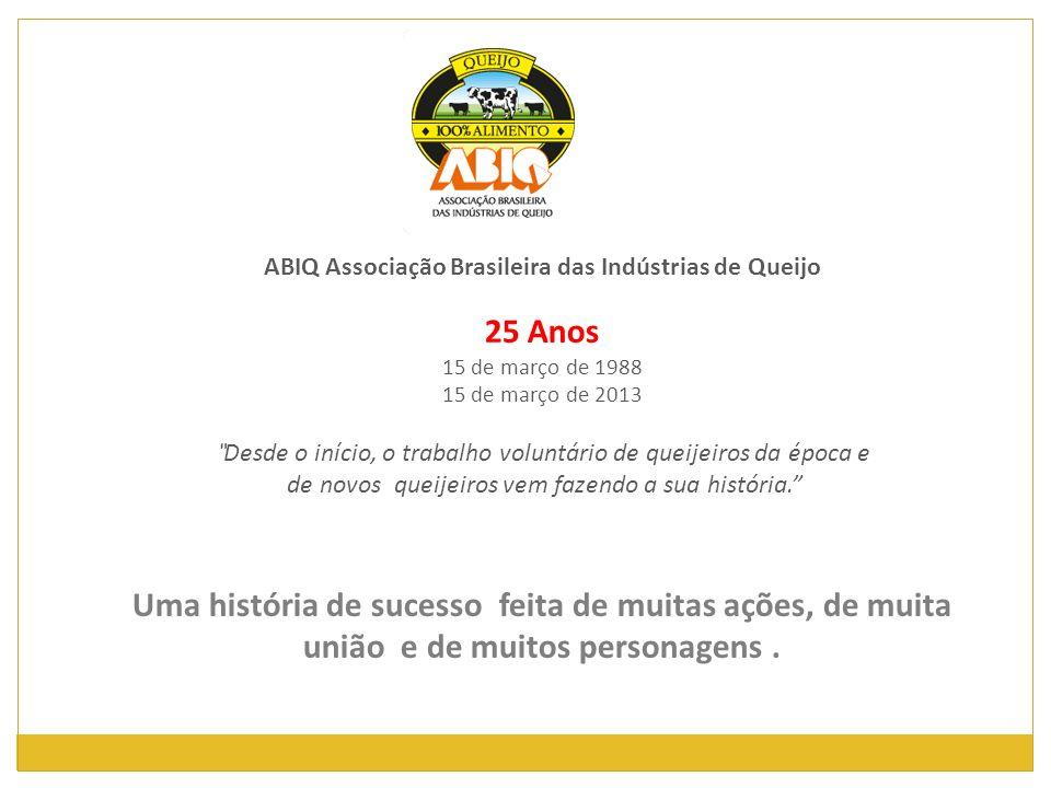 ABIQ Associação Brasileira das Indústrias de Queijo