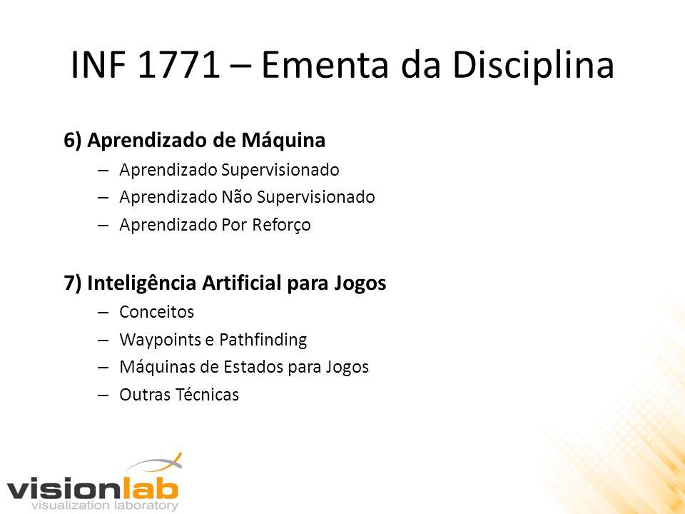INF 1771 – Ementa da Disciplina