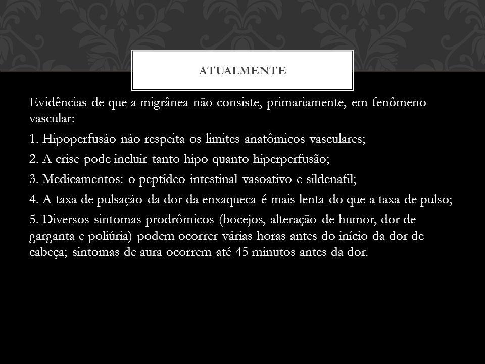 ATUALMENTE