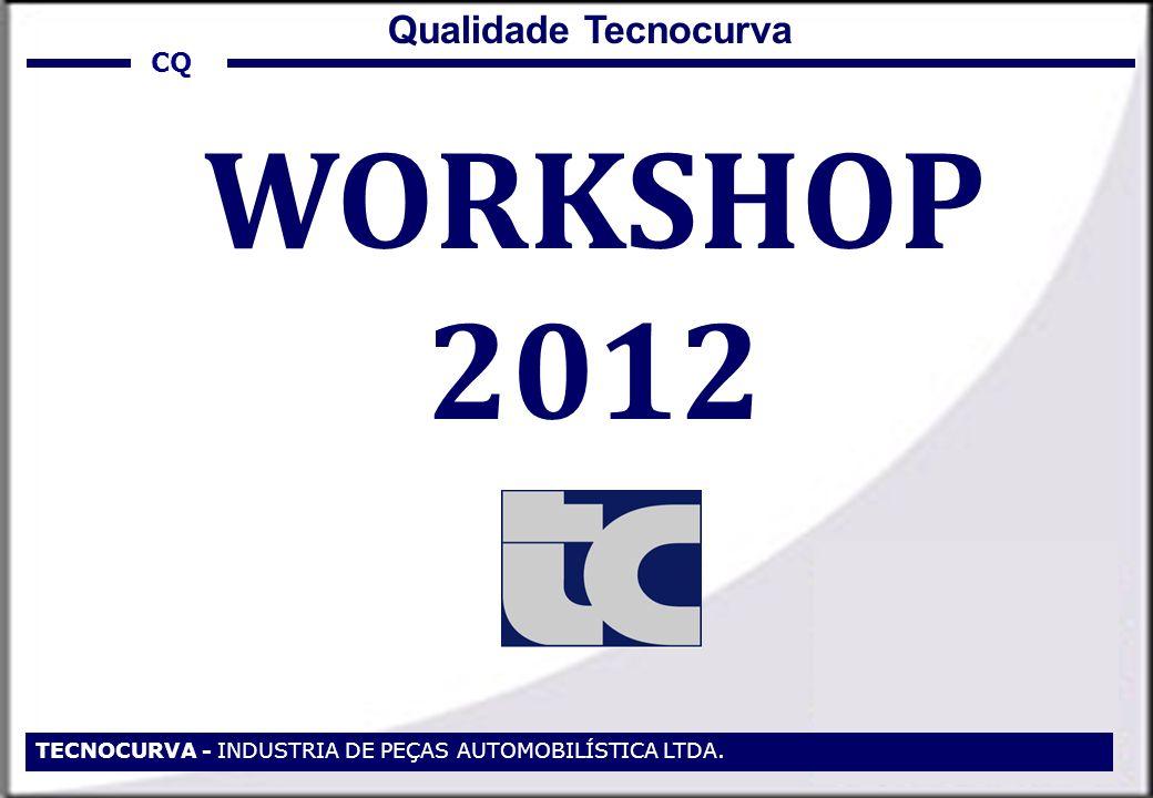 WORKSHOP 2012 Qualidade Tecnocurva CQ