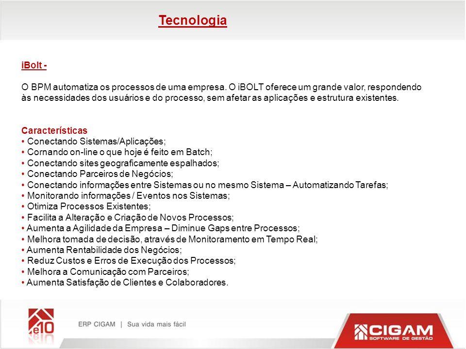Tecnologia iBolt -