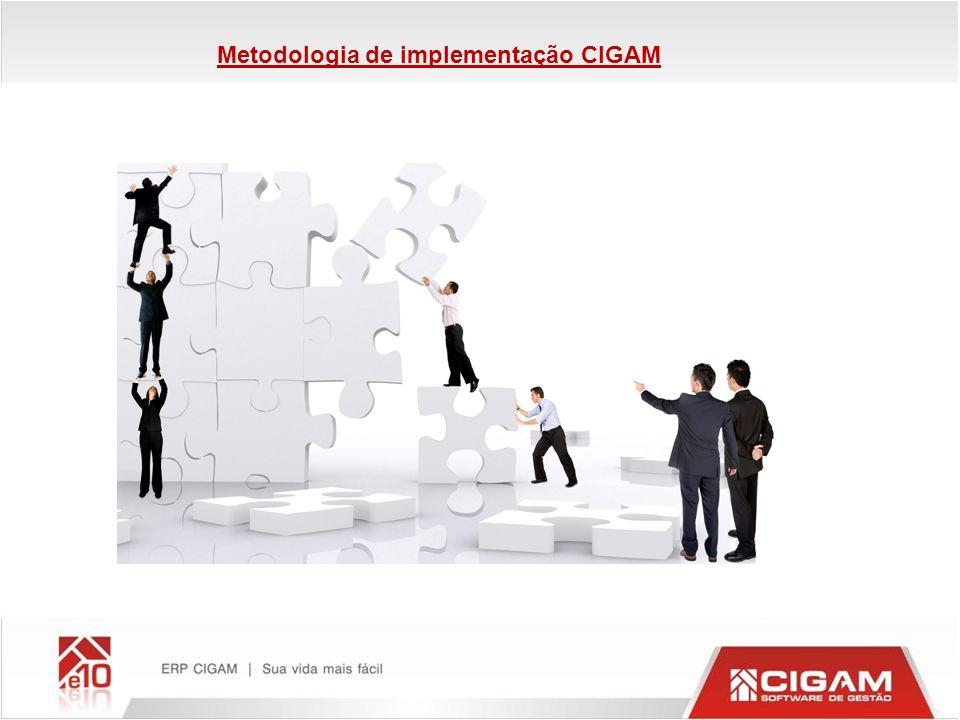Metodologia de implementação CIGAM