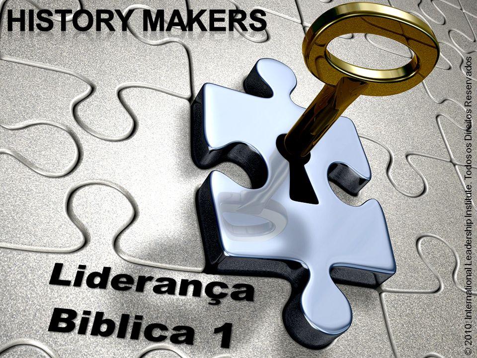 Liderança Biblica 1 History makers