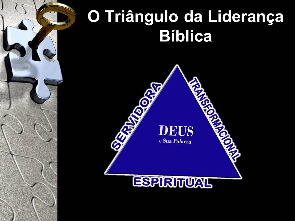 O Triângulo da Liderança Bíblica