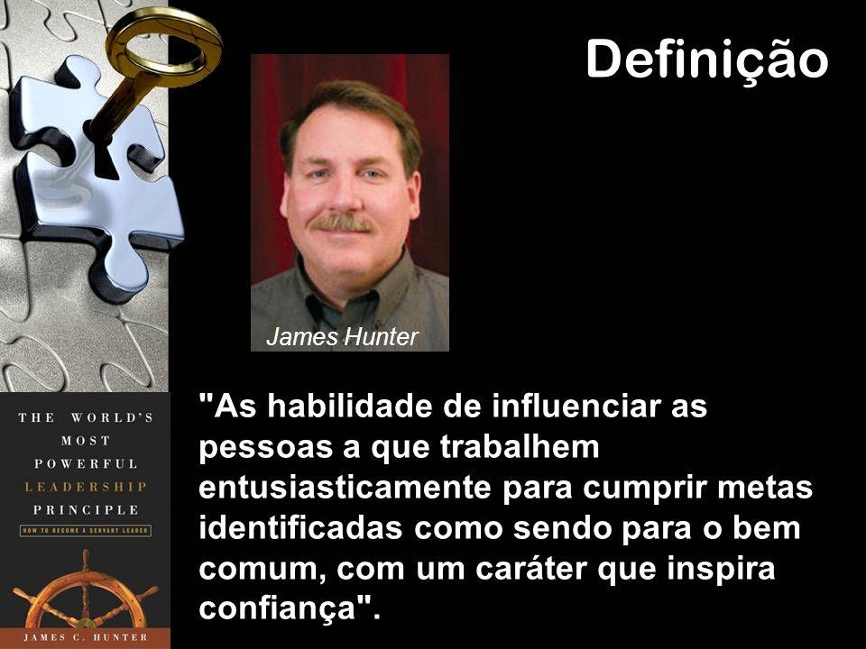 Definição James Hunter.