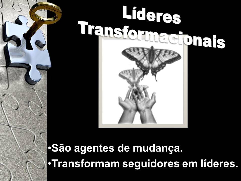 Líderes Transformacionais