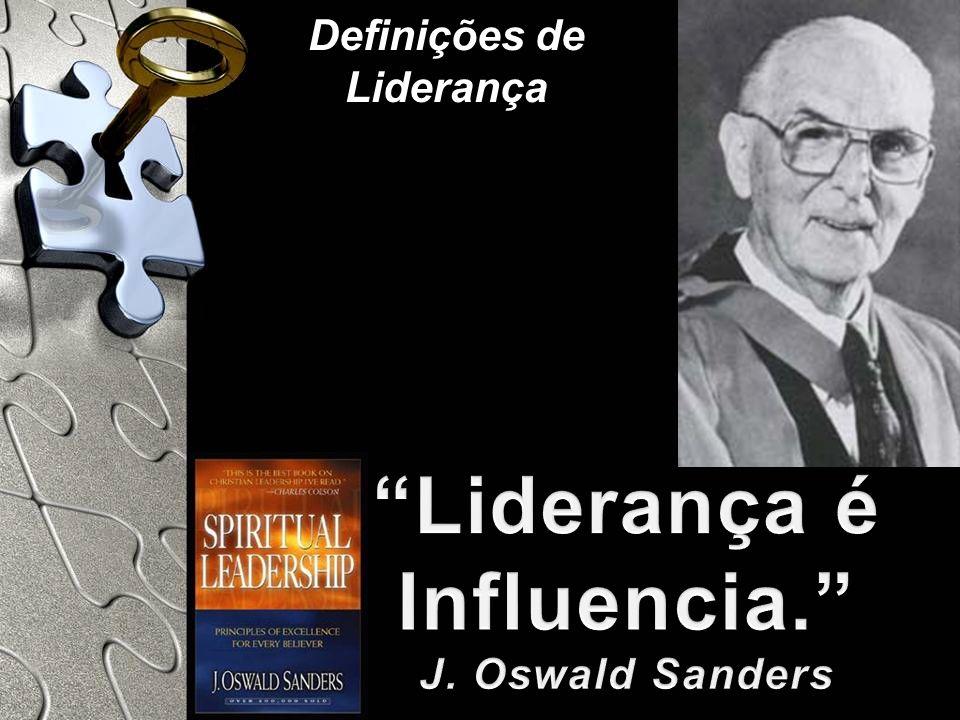 Definições de Liderança