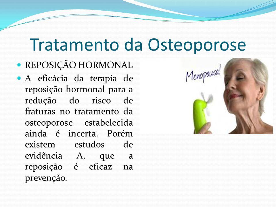 Tratamento da Osteoporose