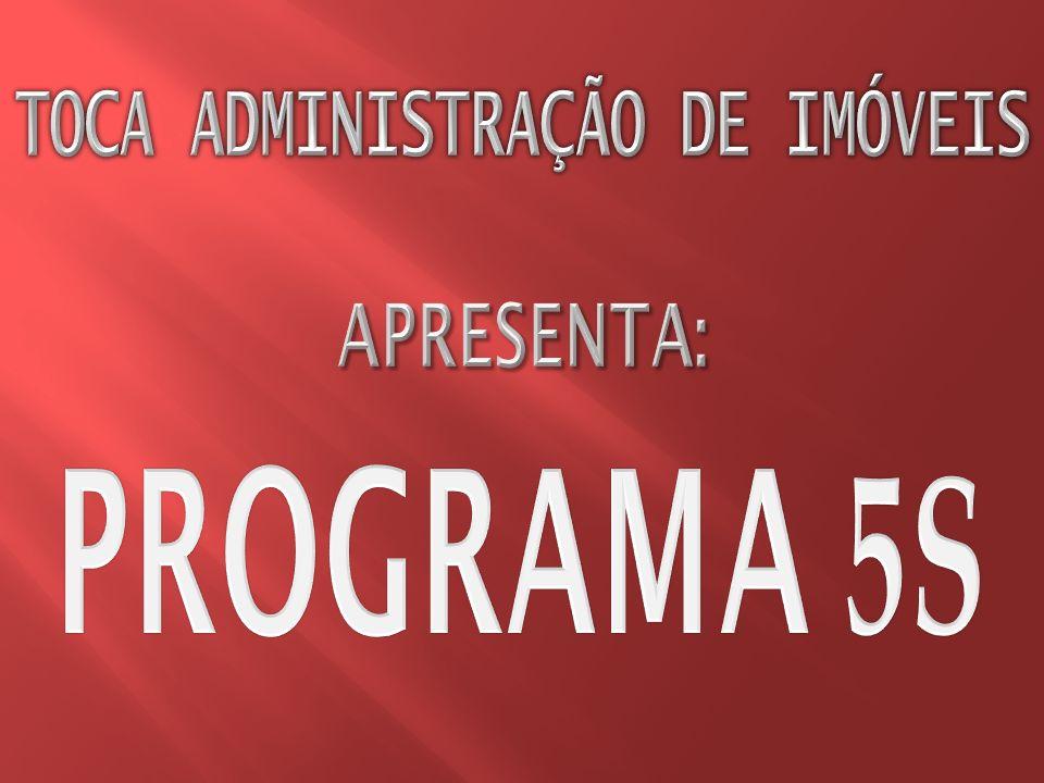 TOCA ADMINISTRAÇÃO DE IMÓVEIS