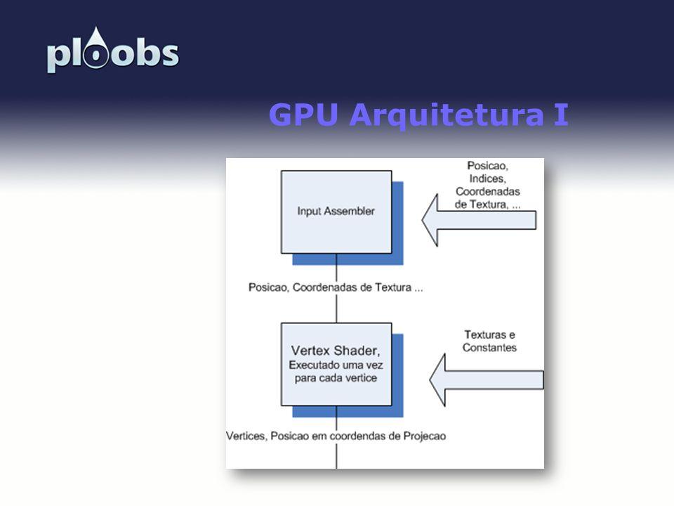 GPU Arquitetura I