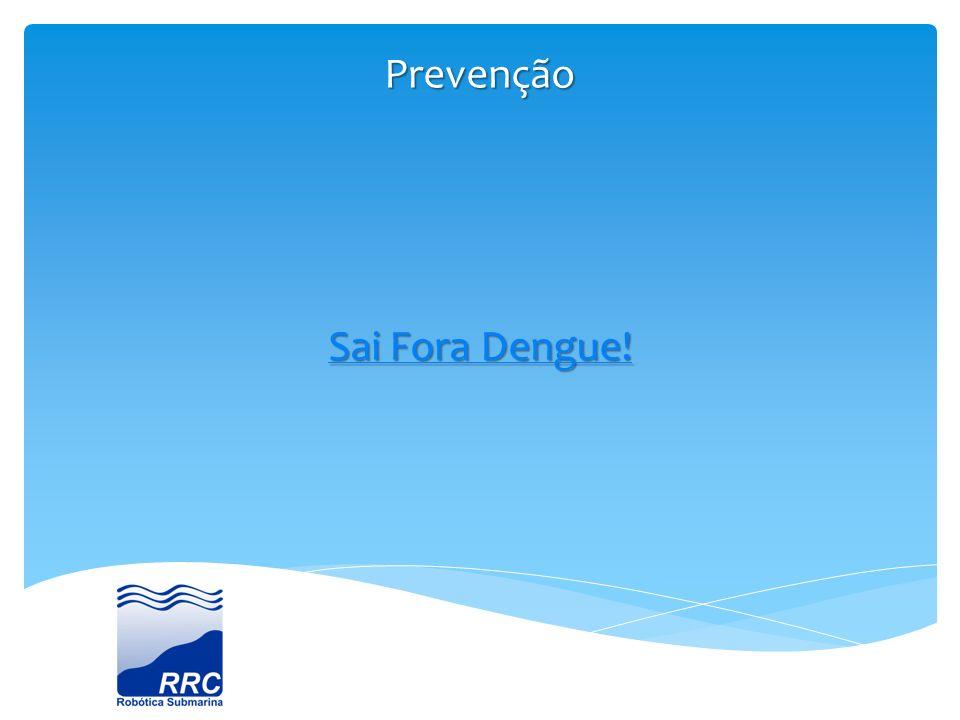 Prevenção Sai Fora Dengue!