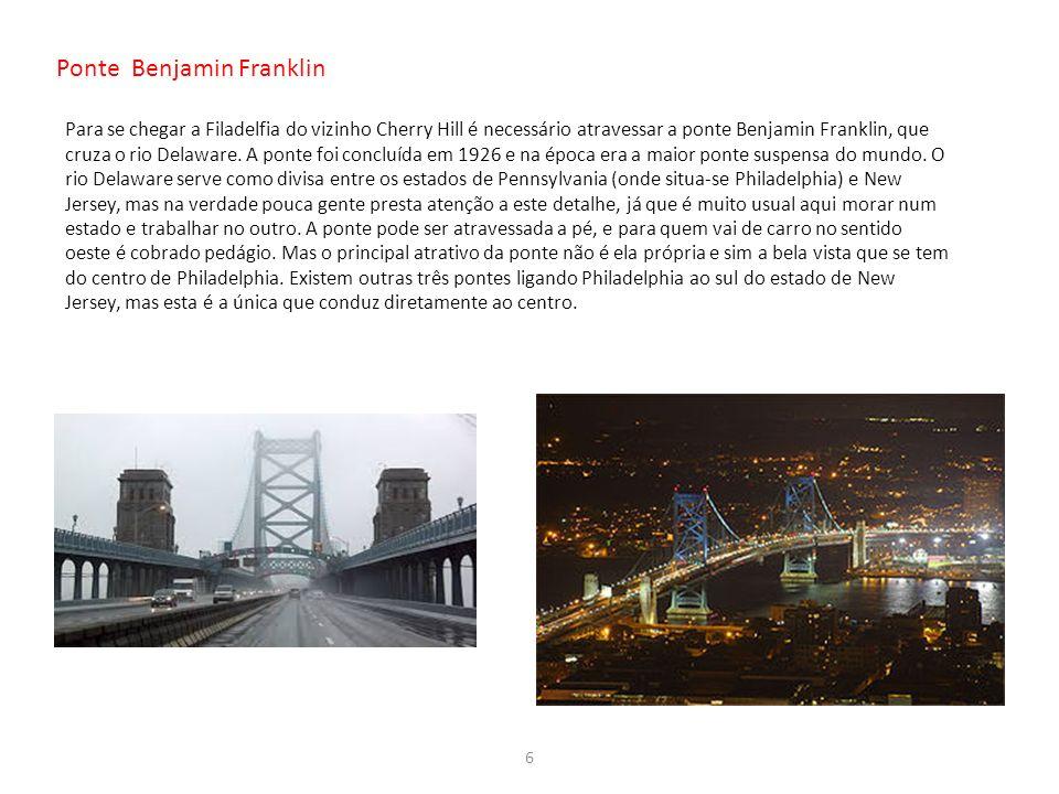 Ponte Benjamin Franklin