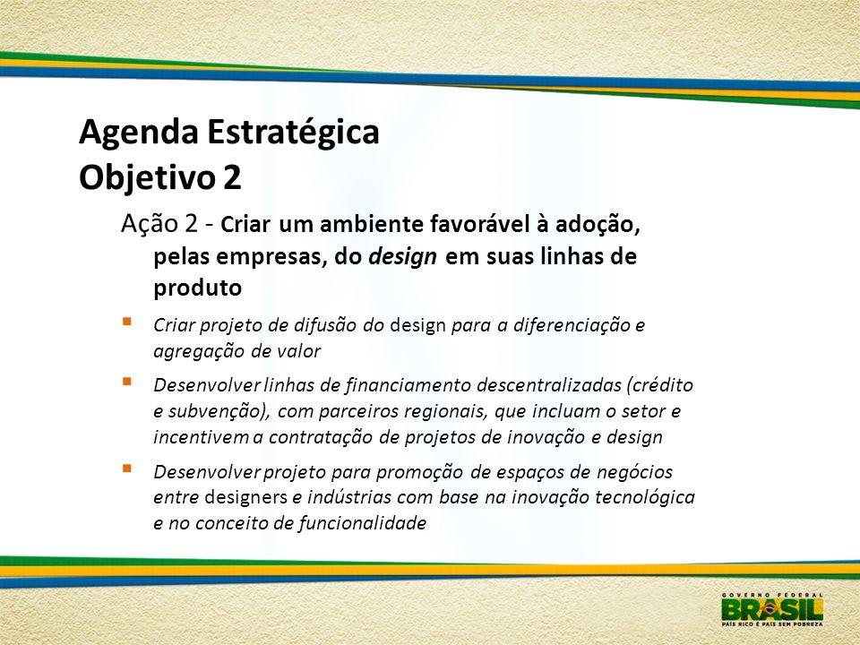 Agenda Estratégica Objetivo 2
