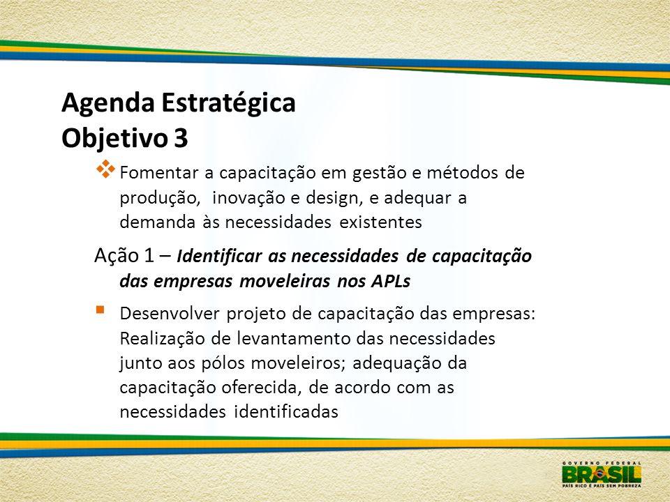 Agenda Estratégica Objetivo 3