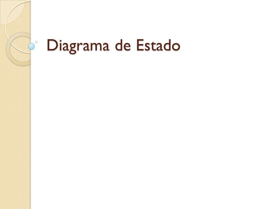 Diagrama de Estado