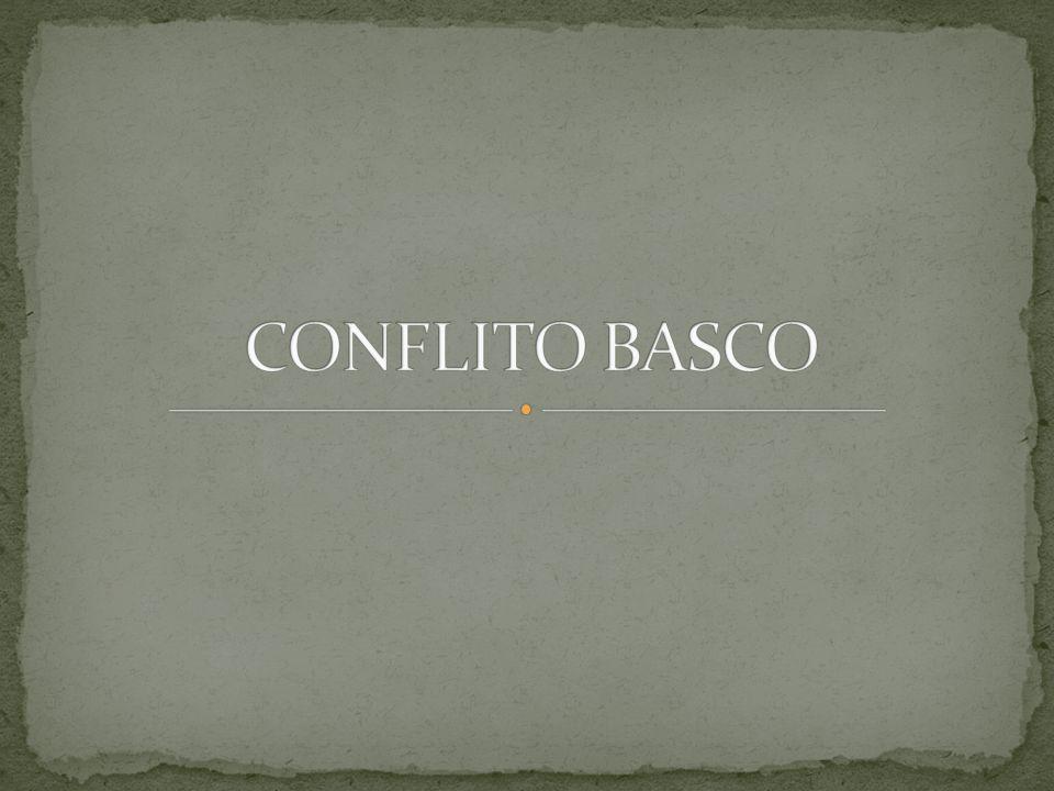 CONFLITO BASCO