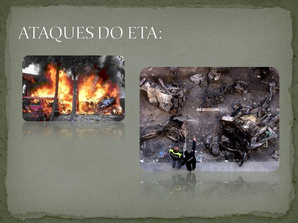 ATAQUES DO ETA: