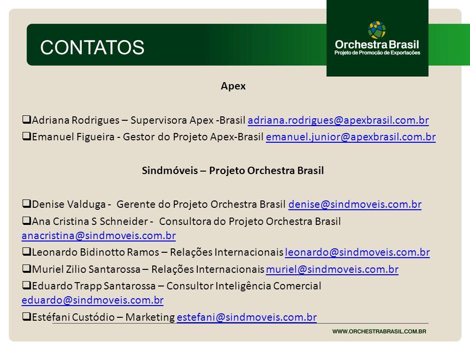 Sindmóveis – Projeto Orchestra Brasil