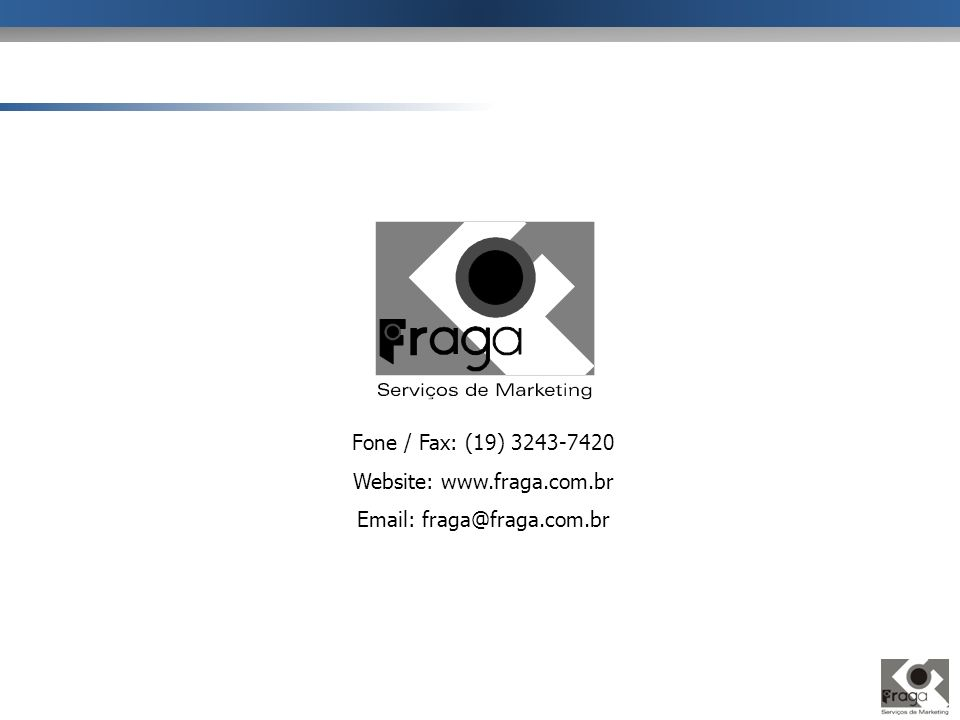 Website: www.fraga.com.br