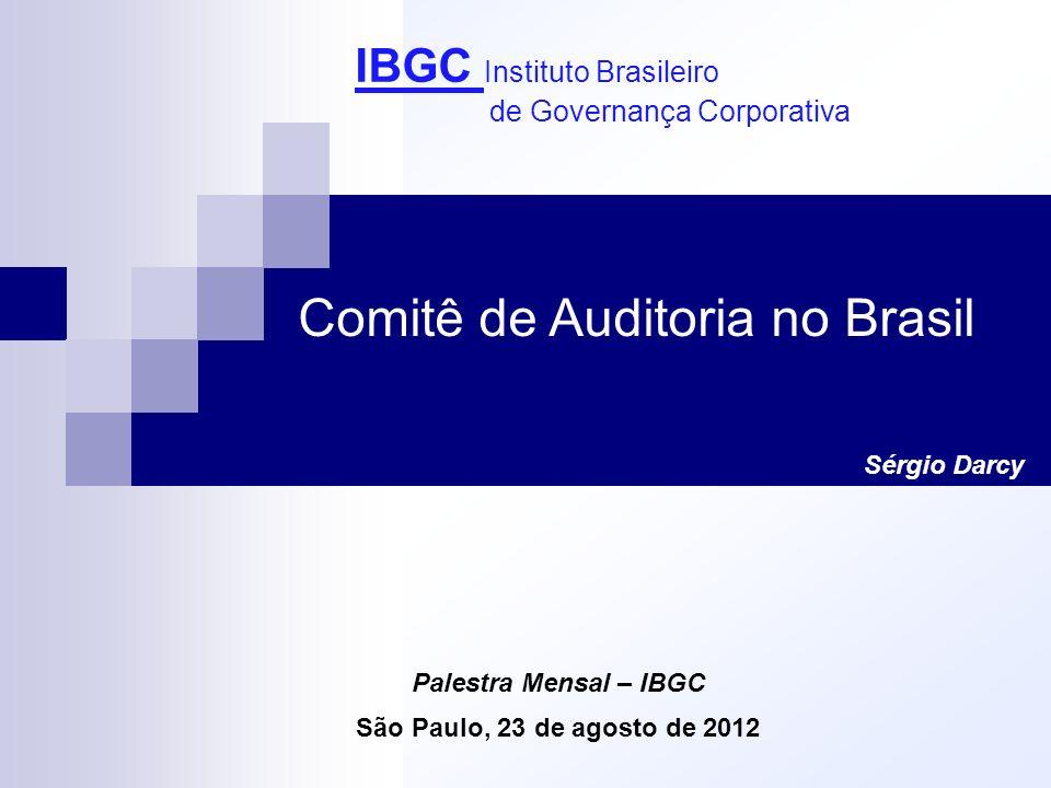 IBGC Instituto Brasileiro de Governança Corporativa