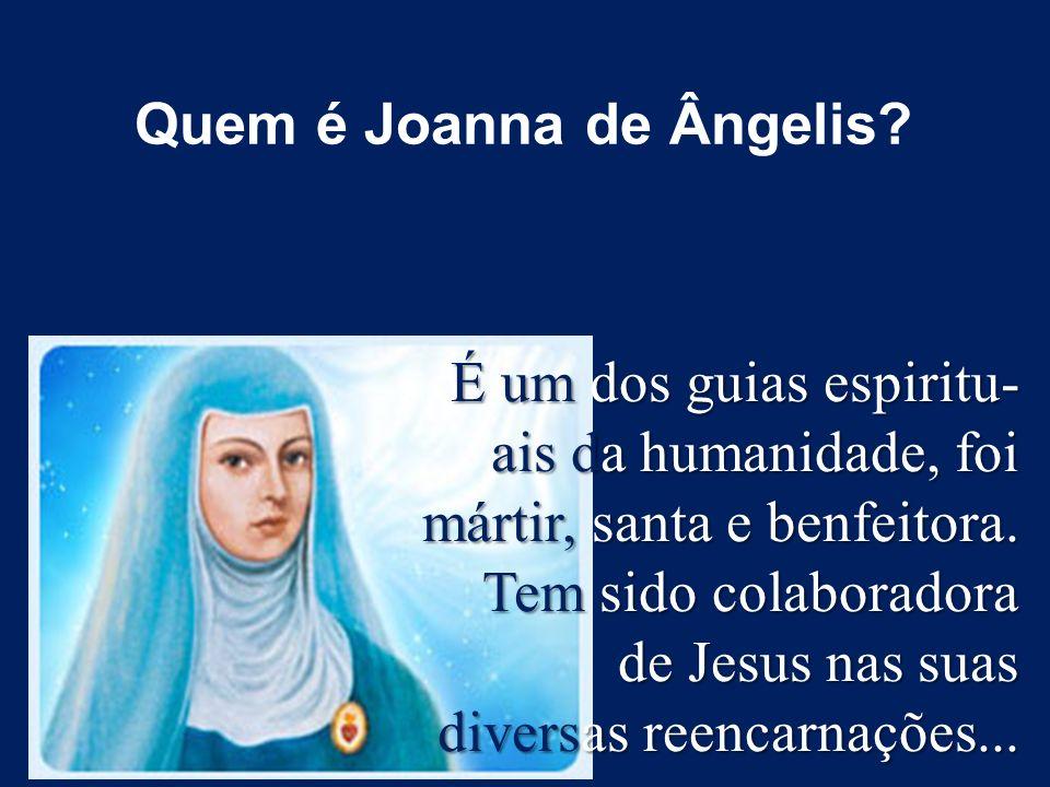 Quem é Joanna de Ângelis