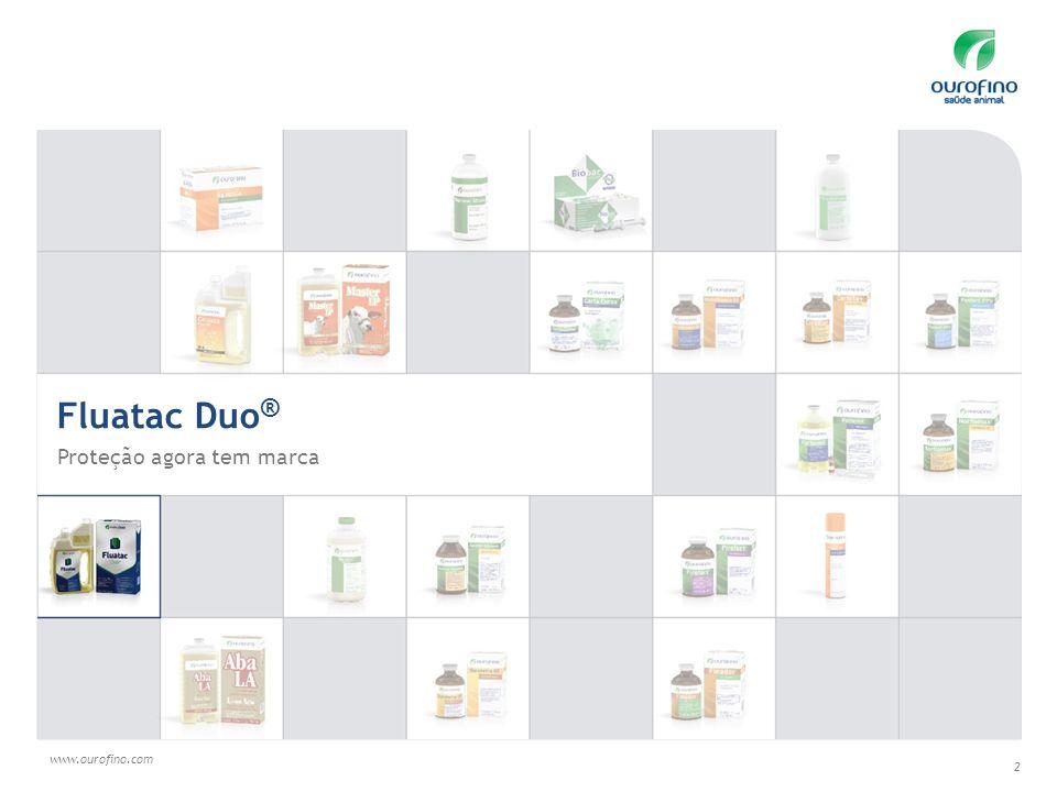 Fluatac Duo® Proteção agora tem marca