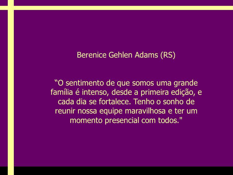 Berenice Gehlen Adams (RS)