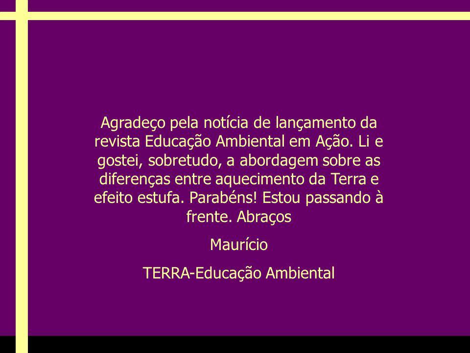 TERRA-Educação Ambiental
