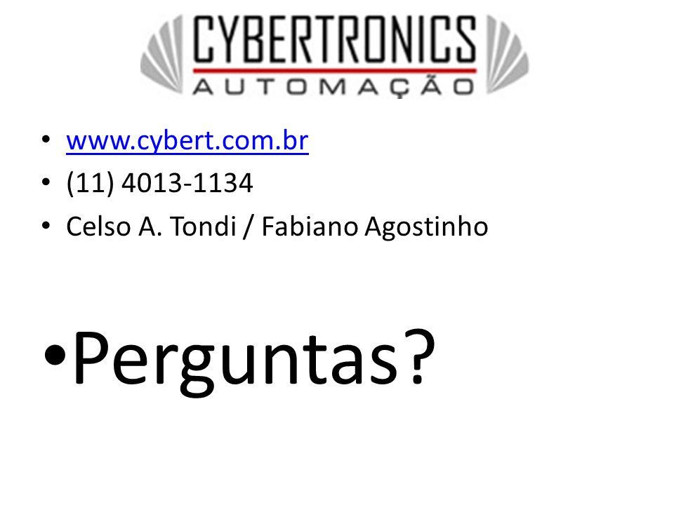 Perguntas www.cybert.com.br (11) 4013-1134