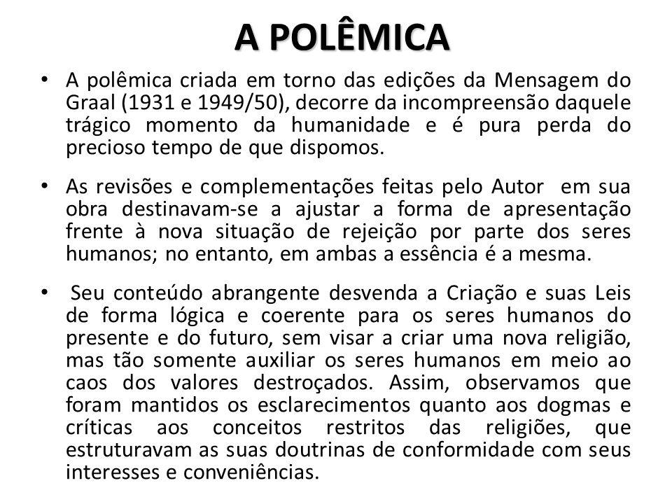 A POLÊMICA