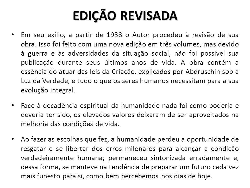 EDIÇÃO REVISADA