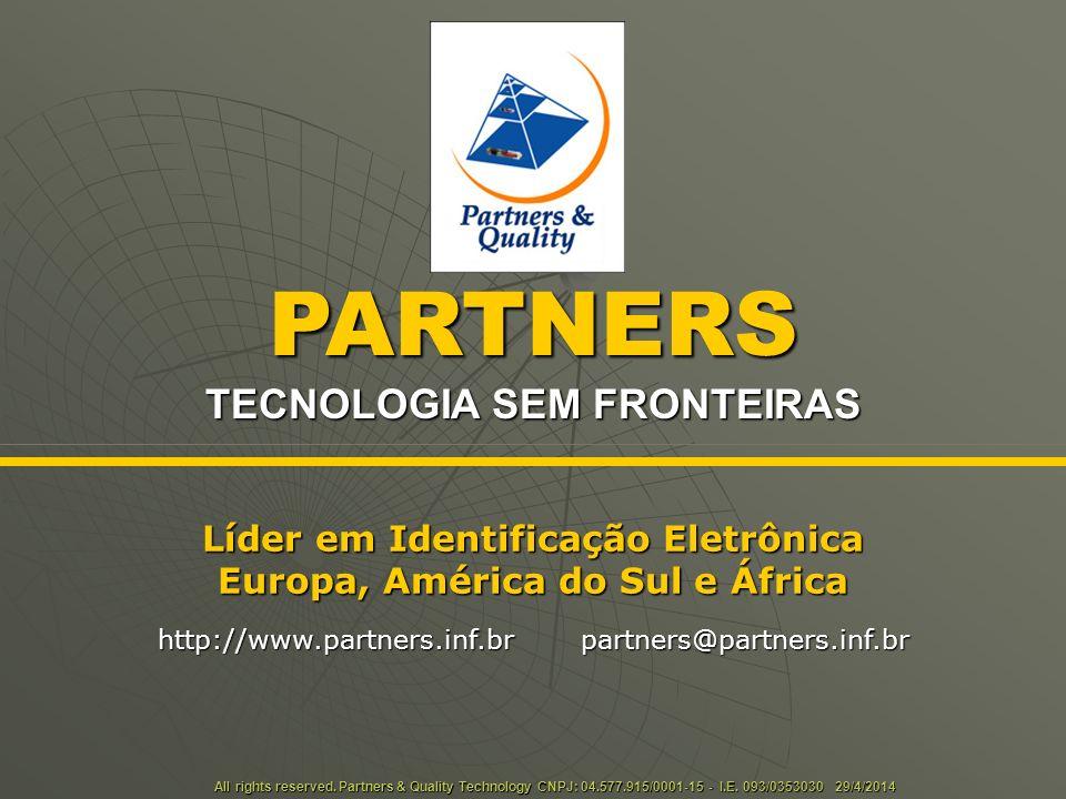 PARTNERS TECNOLOGIA SEM FRONTEIRAS