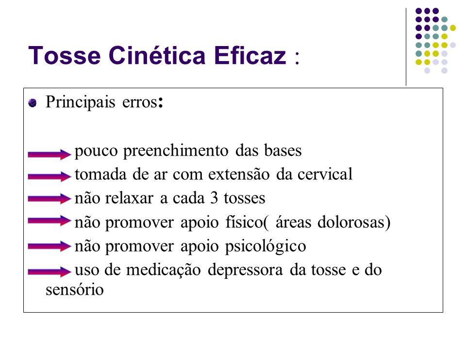 Tosse Cinética Eficaz :
