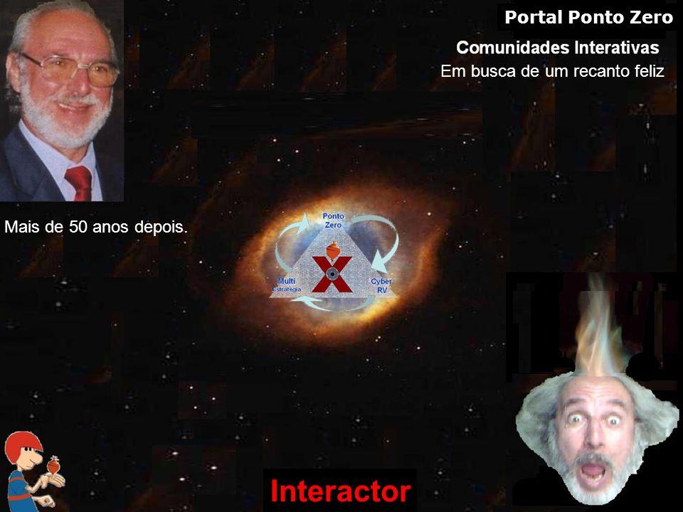 Interactor Portal Ponto Zero Em busca de um recanto feliz