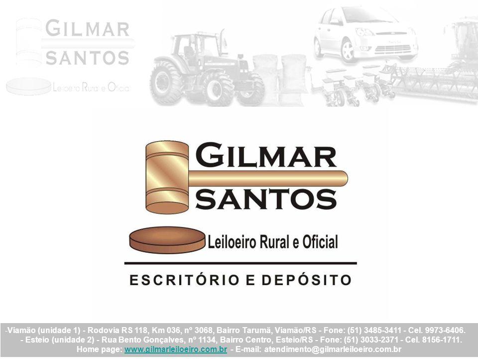 Viamão (unidade 1) - Rodovia RS 118, Km 036, nº 3068, Bairro Tarumã, Viamão/RS - Fone: (51) 3485-3411 - Cel. 9973-6406. - Esteio (unidade 2) - Rua Bento Gonçalves, nº 1134, Bairro Centro, Esteio/RS - Fone: (51) 3033-2371 - Cel. 8156-1711.