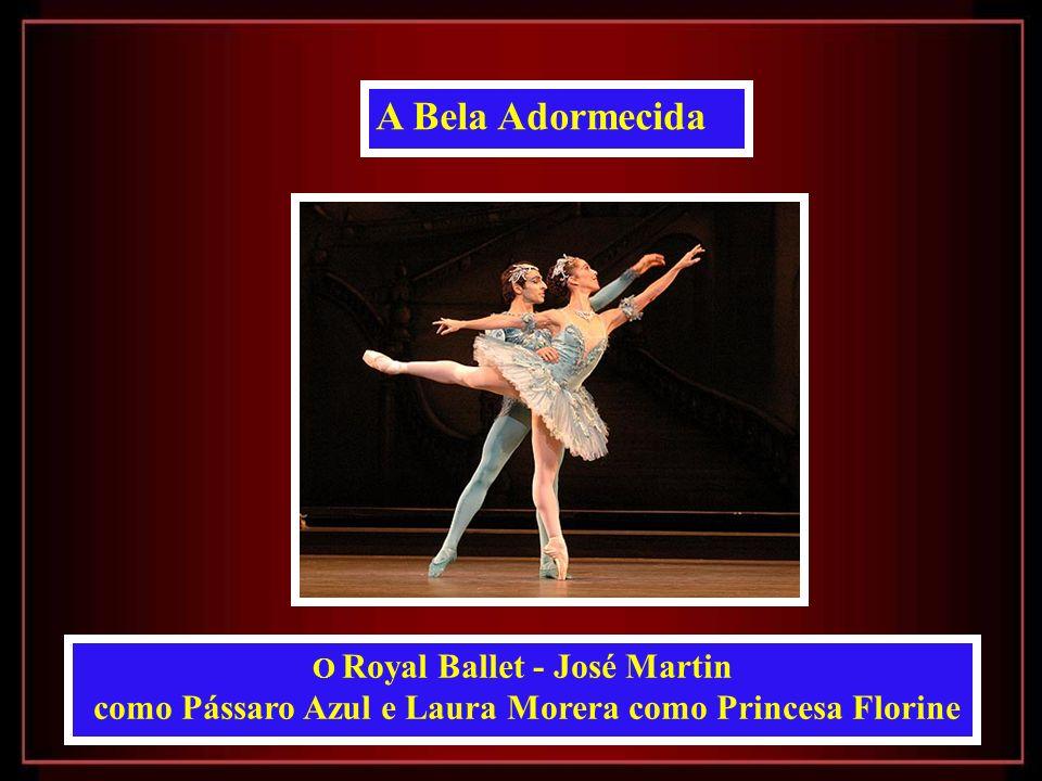 A Bela Adormecida O Royal Ballet - José Martin.