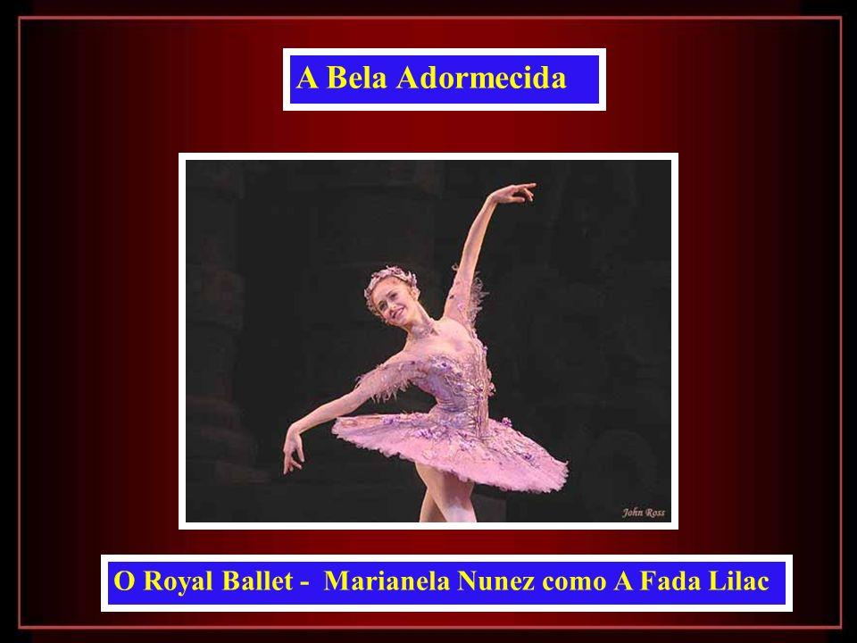 A Bela Adormecida O Royal Ballet - Marianela Nunez como A Fada Lilac
