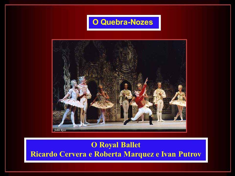 Ricardo Cervera e Roberta Marquez e Ivan Putrov